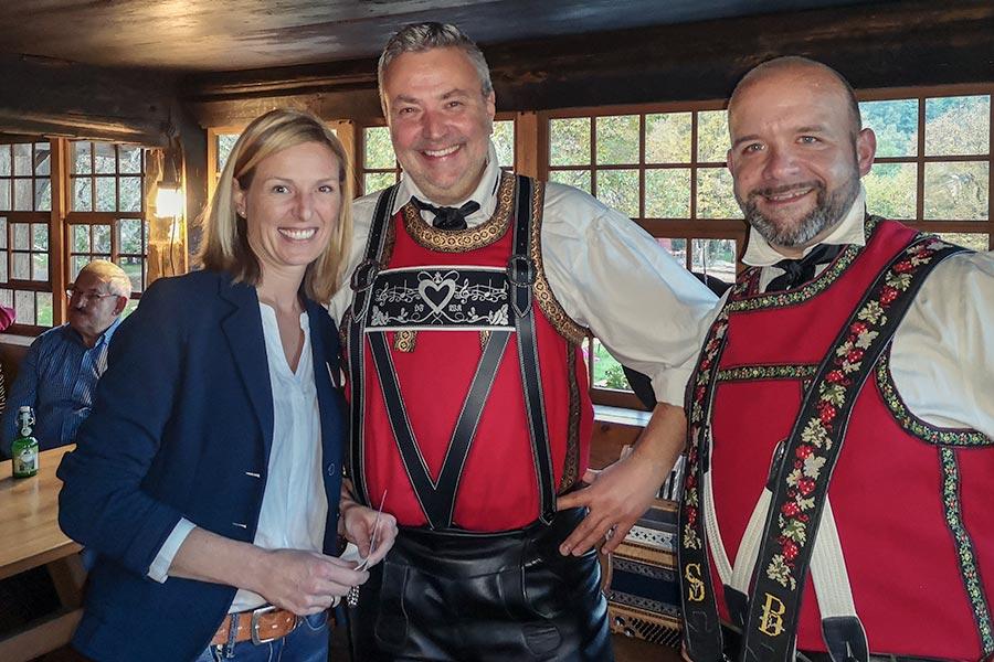 Vogtsbauernhof, Gutach, Owemärk, live, Hoffest, Schlachtfest, Schwarzwald